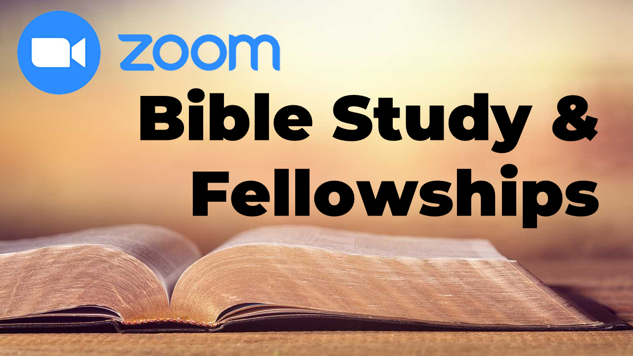 Bible Study & Fellowships